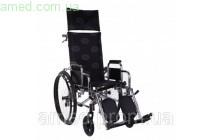 Инвалидная коляска «Millenium RECLINER» (стальная)