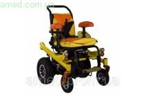 Детская инвалидная коляска с электроприводом OSD