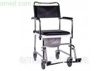 Кресло-каталка с санитарным оснащением OSD-JBS