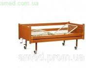 Кровать трехсекционная на колесах OSD-94