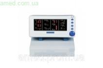 Монитор пациента G2A (Экран  LED, SPO2,  ЧСС, температура: 2 канала с центральной дельтой, ЧДД, НАД, встроенны