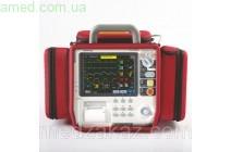 "BeneHeart D6 Mindray Basic ЭКГ+АД+SPO2 (ЭКГ, многоразовые электроды ""утюжки"", кабель для ЭКГ, встроенный принтер, АД)"