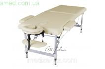 Массажный стол складной DIO (алюминий, 2 секции)