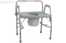 Усиленный стул-туалет OSD-BL740101